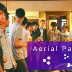 カジュアルに仮想通貨やブロックチェーンを語る!?第1回Aerial Party開催